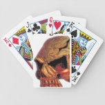 Trashow Skull Cards Bicycle Poker Cards