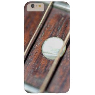 Traste de la guitarra acústica funda para iPhone 6 plus barely there