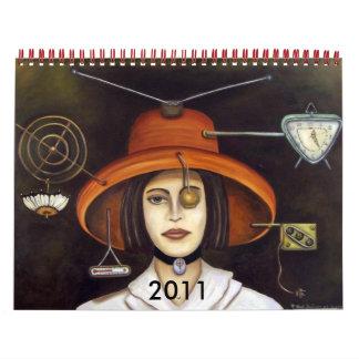 Trasto #2, calendario 2011