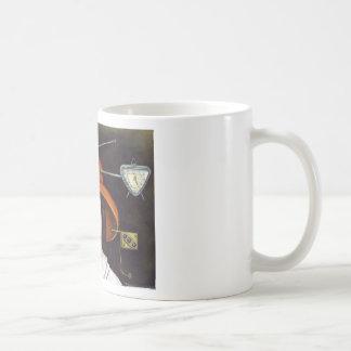 Trasto #2 taza básica blanca
