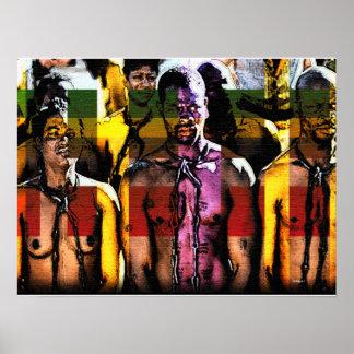 Trata de esclavos inolvidada póster