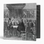 """Tratado de Breda, el 31 de julio de 1667 Carpeta 1 1/2"""""""