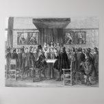 Tratado de Breda, el 31 de julio de 1667 Póster
