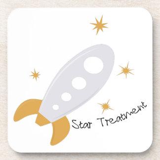 Tratamiento de la estrella posavasos