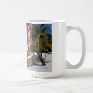 Tratante de SilverFox en la taza de café