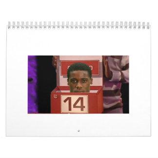 Trato divertido o ninguna caja de la sorpresa del calendarios