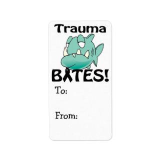 Trauma BITES Label