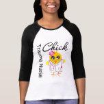 Trauma Nurse Chick v2 T-shirts