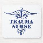 trauma nurse mouse pad