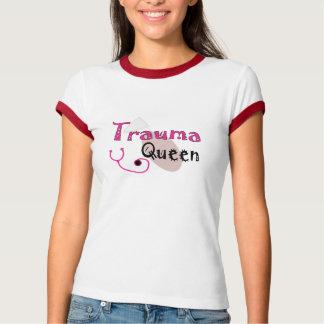 """Trauma Nurse  """"Trauma Queen"""" T-Shirts"""
