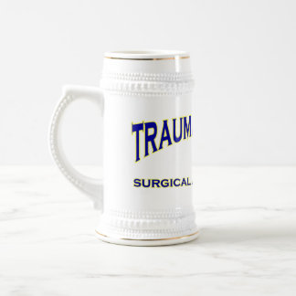Trauma Surgical Assistant Beer Stein