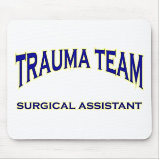 Trauma Surgical Assistant Mouse Pad