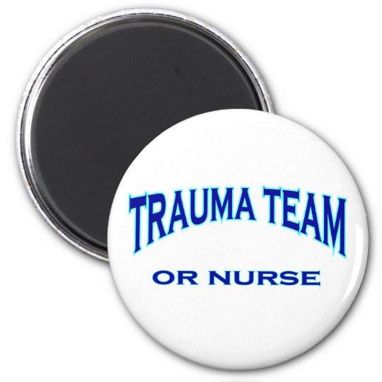 Trauma Team Magnet