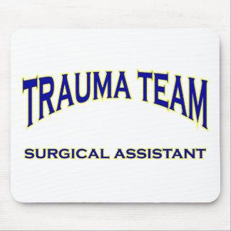 Trauma Team Mouse Pad