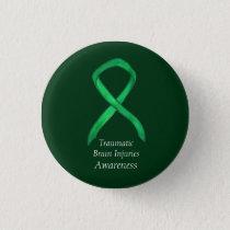 Traumatic Brain Injuries- TBI Awareness Ribbon Pin