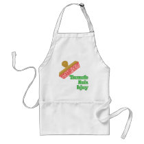 Traumatic Brain Injury Adult Apron