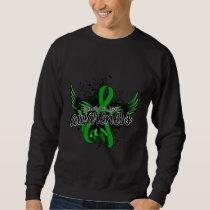 Traumatic Brain Injury Awareness 16 Sweatshirt
