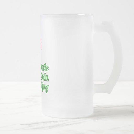 Traumatic Brain Injury Coffee Mug