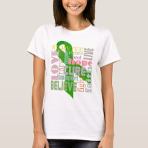 Traumatic Brain Injury Inspirational Words Shirt