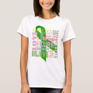 Traumatic Brain Injury Inspirational Words Shirt