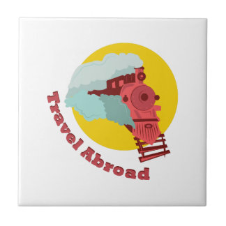 Travel Abroad Tile