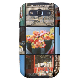 Travel abroad to NewYork Galaxy SIII Covers