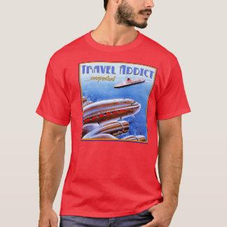 Travel Addict T-Shirt