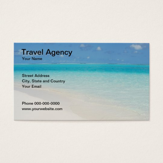 how to start a travel agency business