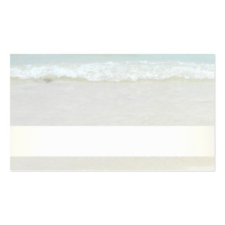 Travel Agency, Vacation, Water, Caribbean, Business Card