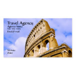 Travel Agenecy Business card.