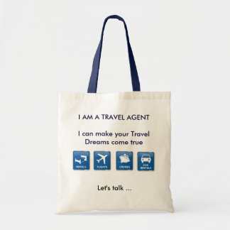 Travel Agent Bag