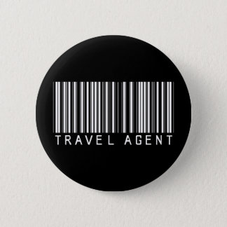 Travel Agent Bar Code Button