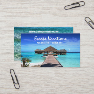 Travel business cards 5100 travel business card templates travel agent business card template reheart Gallery