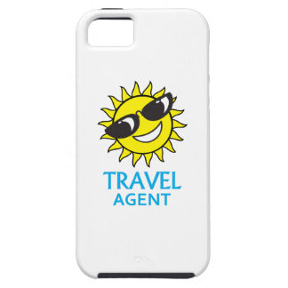 TRAVEL AGENT iPhone 5 COVER