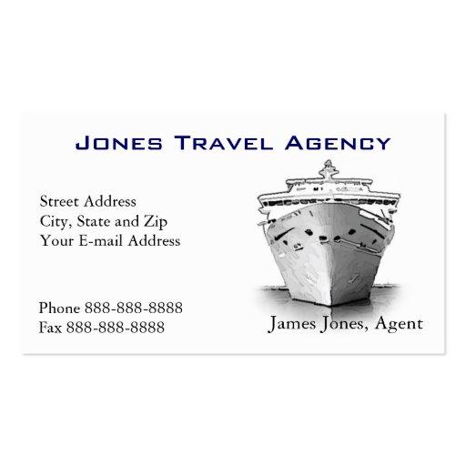 travel business card templates bizcardstudio com