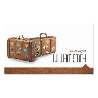 Travel Agent Plantillas De Tarjetas De Visita