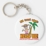 Travel Agents Key Chain