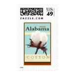 Travel Alabama Postage Stamps
