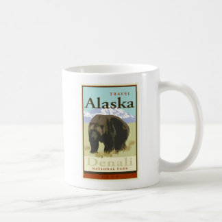 Travel Alaska Coffee Mug