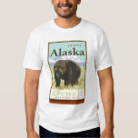 Travel Alaska Shirts