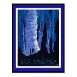 Travel America - WPA Post Card