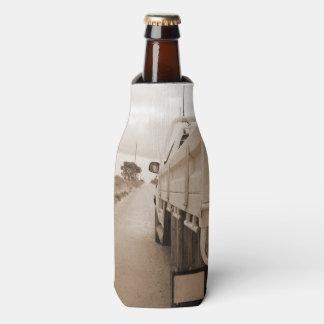Travel be right back landscape dirt road sky ute bottle cooler