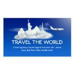 travel business card standard business cards