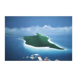Travel Business V Canvas Print