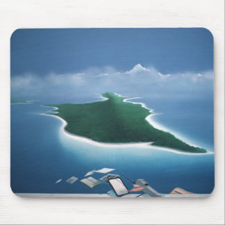Travel Business V Mouse Pad