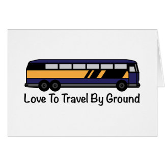 Travel by Ground Cards