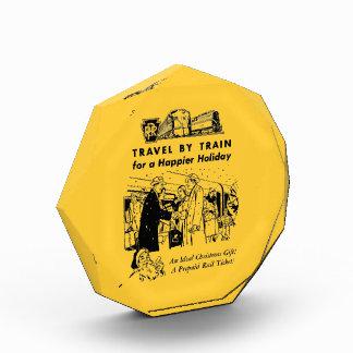 Travel By Train-Pennsylvania Railroad Award