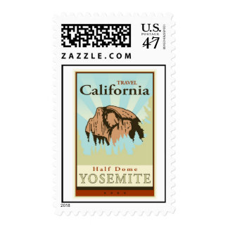 Travel California Stamp
