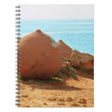 anakondasp travel collection. Cyprus Spiral Notebook