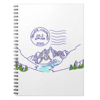 Travel Colorado Notebook